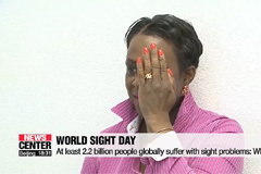 At least 2.2 billion people globally suffer with sight problems: WHO