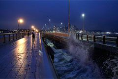Super typhoon Hagibis to hit Tokyo,... bringing strong gusts and high waves to S. Korea