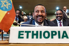 Ethiopian PM Abiy Ahmed wins this year's Nobel Peace Prize