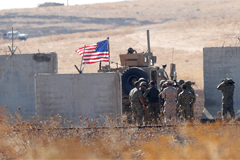 Trump tells Pentagon to begin withdrawing remaining troops from northern Syria