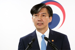 Cho Kuk steps down as justice