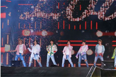 BTS rock Riyadh as they perform final overseas gig of world tour on Friday