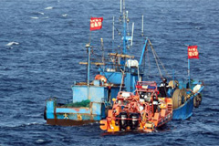 S. Korea, China resume joint patrol on illegal fishing boats in West Sea
