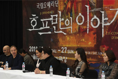 Korea National Opera presents essence of French opera 'The Tales of Hoffmann'