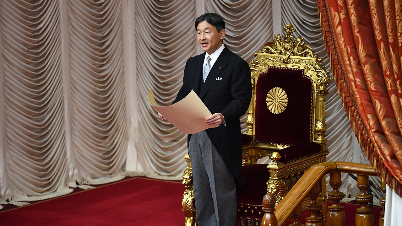 Japan considers delaying enthronment ceremony's parade to deal with typhoon aftermath: NHK