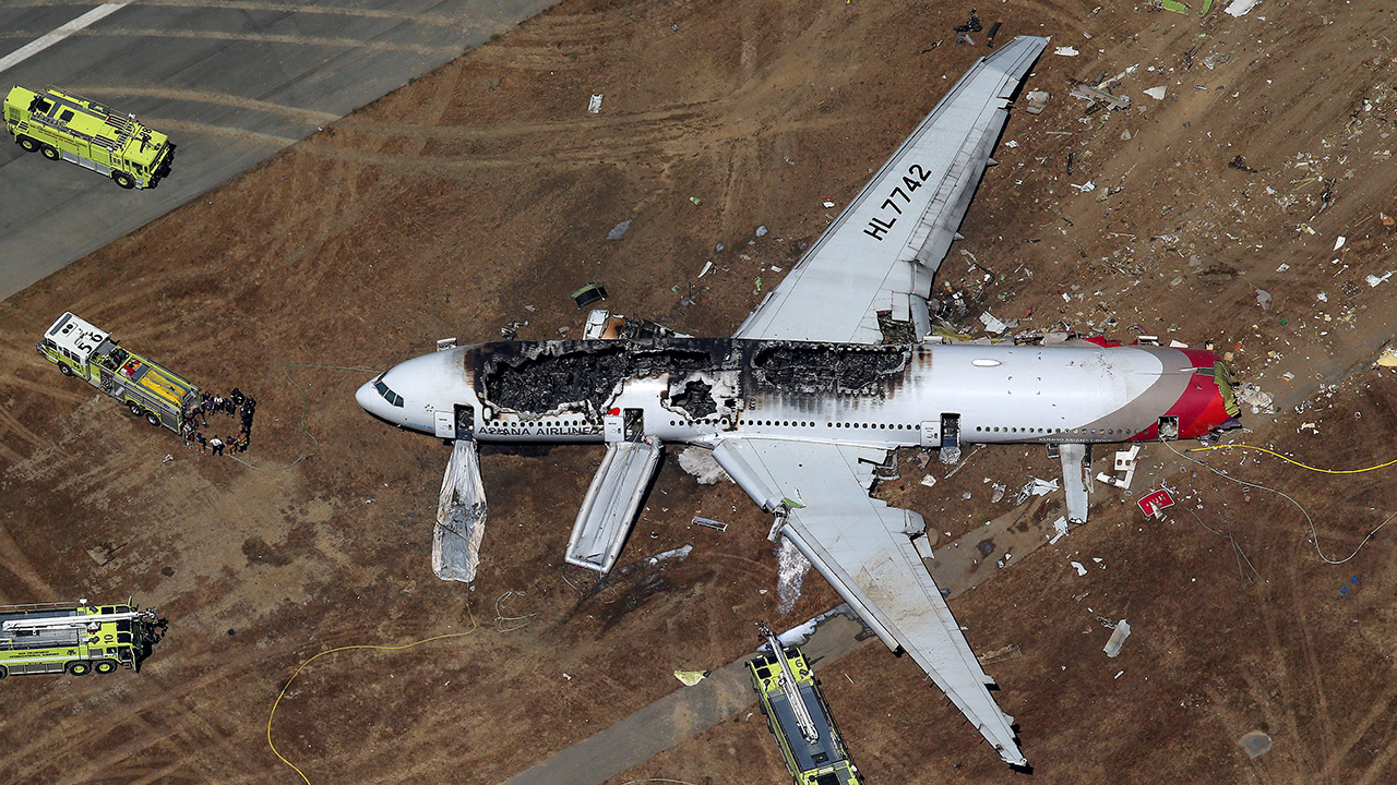 Top court upholds Asiana's 45-day flight ban to San Francisco for 2013 crash