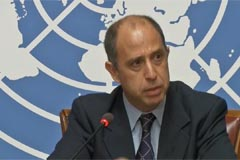 UN rapporteur says N. Korean d