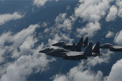Six Russian military aircraft entered KADIZ Tuesday: S. Korea's JCS