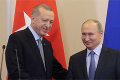 Turkey, Russia agree Kurdish YPG withdrawal, joint patrols