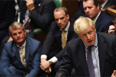 Brexit still in limbo after MPs reject Johnson's timetable