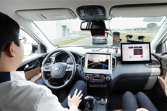 Hyundai Motor, Samsung, and LG among top 10 firms to have most self-driving patents