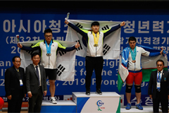 S. Korea wins 11 gold medals during 2019 Asian Youth & Junior Weightlifting Championships