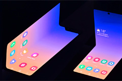 Samsung unveils new foldable f