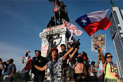Chile cancels APEC and climate summits amid weeks of mass protests
