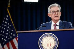 U.S. Federal Reserve cuts rates for third time this year