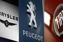 Fiat Chrysler, Peugeot's parent company PSA reportedly agree on merger terms: WSJ