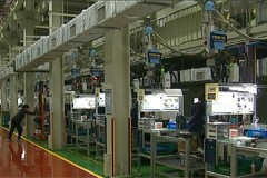 S. Korea's industrial output down 0.4% m/m in September due to decline in service sector