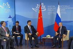 China, Russia considering developing military alliance to counter U.S. influence: Kyodo