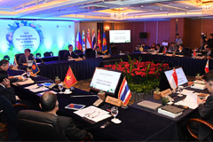 High level officials of S. Korea and ASEAN seek peace and prosperity through forestry cooperation