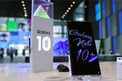 Samsung Electronics Q3 profits fall 56% but strong smartphone sales offer a boost