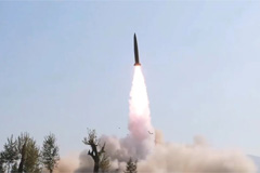 N. Korea fires 2 unidentified projectiles into East Sea