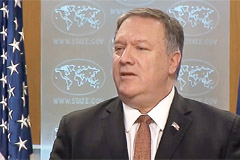 Pompeo hopes for good results in several months despite slow progress on N. Korea denuclearization
