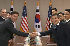 S. Korea faces mounting defense-related issues to resolve during month of November