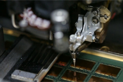 Semiconductor export volume and production increase in Korea