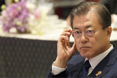 Moon says third N. Korea-U.S. summit will be most critical point in Korean peace process