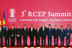 ASEAN member-states and trade partners reach mega Asia Pacific trade pact, known as RCEP