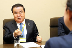 S. Korea's NA Speaker Moon Hee-sang to propose solution to Seoul-Tokyo ties