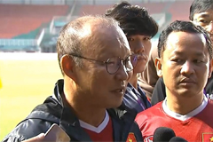 S. Korean coach Park Hang-seo signs 3-year contract extension with Vietnam national team