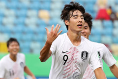 S. Korea beat Angola to reach quarter-final of FIFA U-17 World Cup
