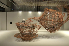 2,000 craft art pieces from 36 countries displayed at 11th Cheongju Craft Biennale