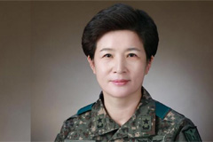 S. Korea promotes first female two-star general to lead Army's helicopter unit