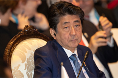 Japanese PM Abe plans to hold summit with China's Xi Jinping next month : Yomiuri