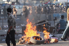 Death toll in Iraq reaches 300 amid protests