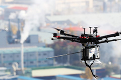 Air pollution crackdown expands with fine dust monitoring drones