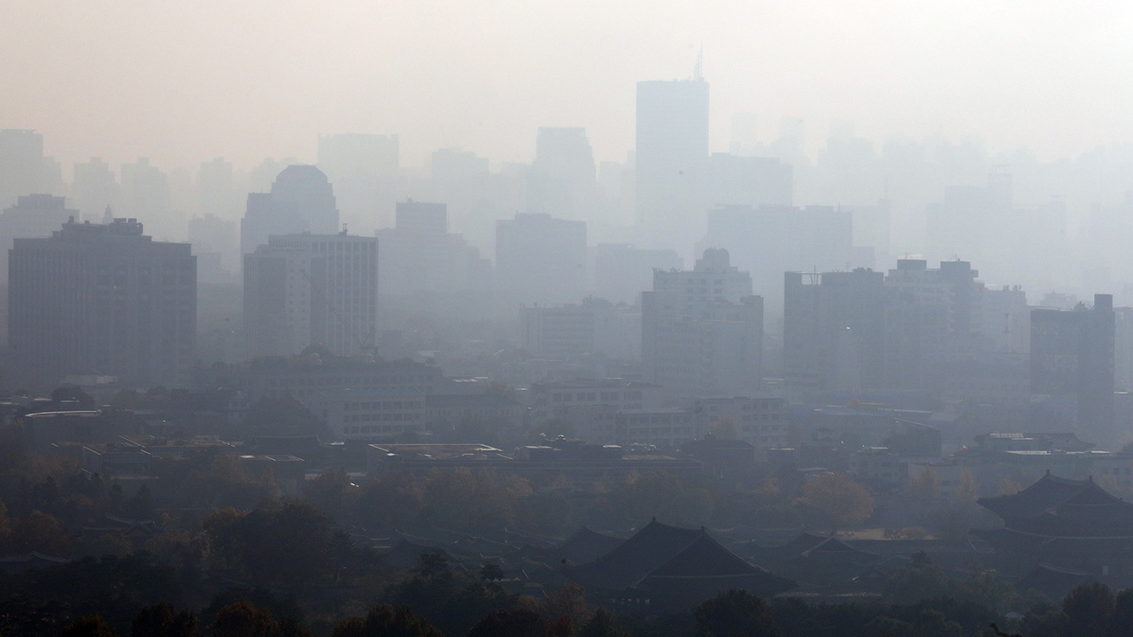 South Korea announces new standards for dealing with fine dust