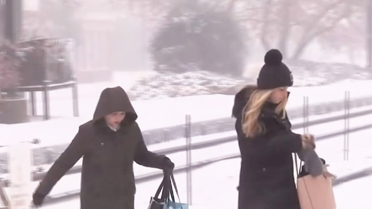 Record-breaking 'Arctic Blast' to sweep eastern U.S. over next few days