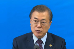 President Moon says 'New Southern Policy' central to S. Korea's national development