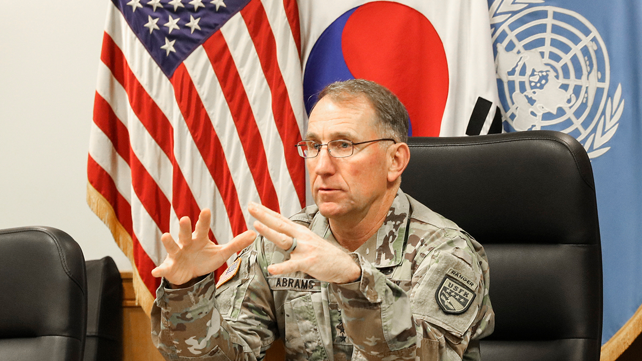 USFK Commander says GSOMIA termination could send wrong message to adversaries