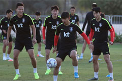 S. Korean National Football Team arrive in Lebanon... vow victory amid difficult circumstances