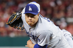 S. Korean pitcher Ryu Hyun-jin finishes 2nd in NL Cy Young Award voting