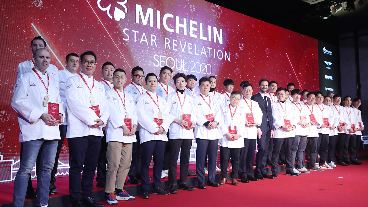 """Tradition and Innovation,"" Michelin Guide 2020 for Seoul reveals city's top restaurants"