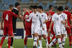 S. Korea draw 0-0 against Lebanon in 'closed-door' World Cup qualifier in Beirut