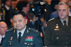 Chair of U.S. Joint Chiefs vow