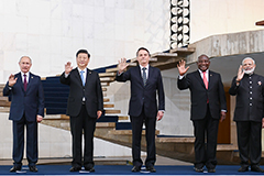 BRICS to strengthen multilateralism and free trade and support peaceful solution for Korean Peninsula