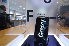 Samsung Galaxy's Q3 market share in Japan three times larger y/y