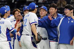 S. Korea's baseball team qualifies for 2020 Tokyo Olympics after Mexico win, will face Japan this weekend
